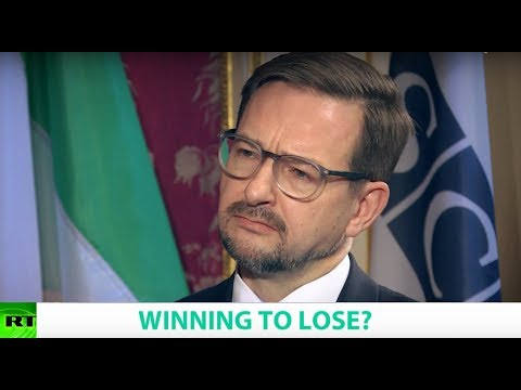 WINNING TO LOSE? Ft. Thomas Greminger, Secretary General of the OSCE