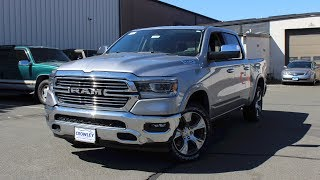 2019 Ram 1500 Laramie: In Depth First Person Look