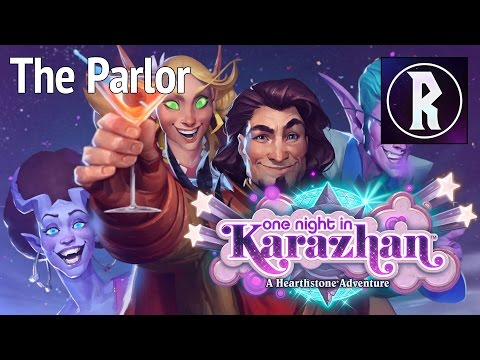 Hearthstone: One Night in Karazhan - The Parlor: Chess