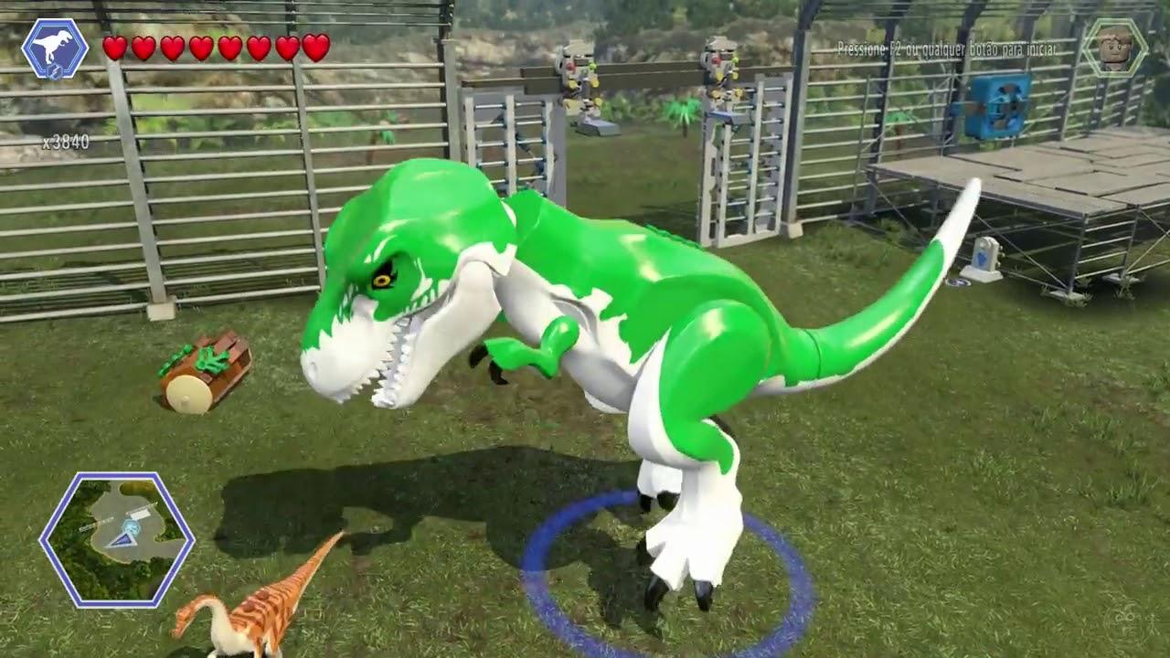 Dinossauro Rex Desenho De Crianca Leggo Lego Youtube