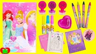 Disney Princess Art Advent Calendar 24 Surprises