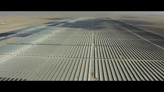 ABB substation enables power flow from solar park in Dubai