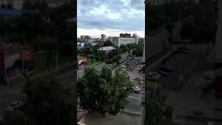 Погоня за квадроциклистом 08.08.2018 Благовещенск