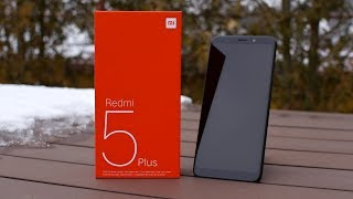 Xiaomi RedMi 5 Plus Global - videopohled