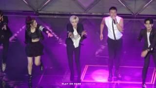 160807 JYP Nation - Still Alive(MARK focus)