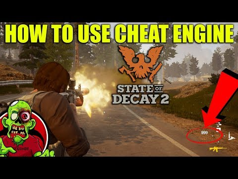 How To Use Cheats - State Of Decay 2