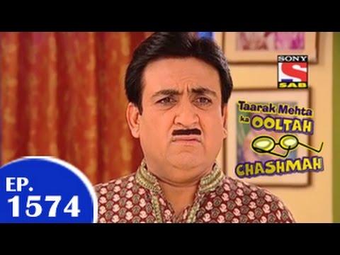 Taarak Mehta Ka Ooltah Chashmah - तारक मेहता - Episode 1574 - 30th December 2014