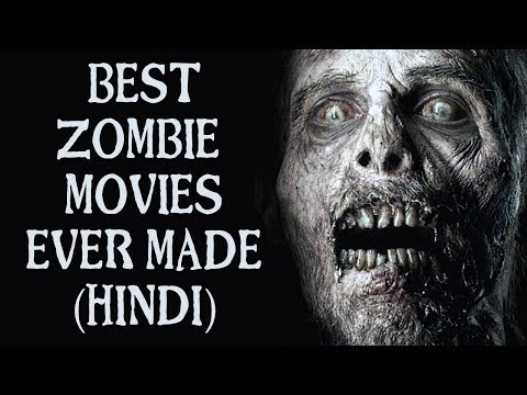 [हिन्दी] 5 Best Hollywood Zombie Movies In Hindi | Top 5 Zombie Movies 2018 Hindi Hd