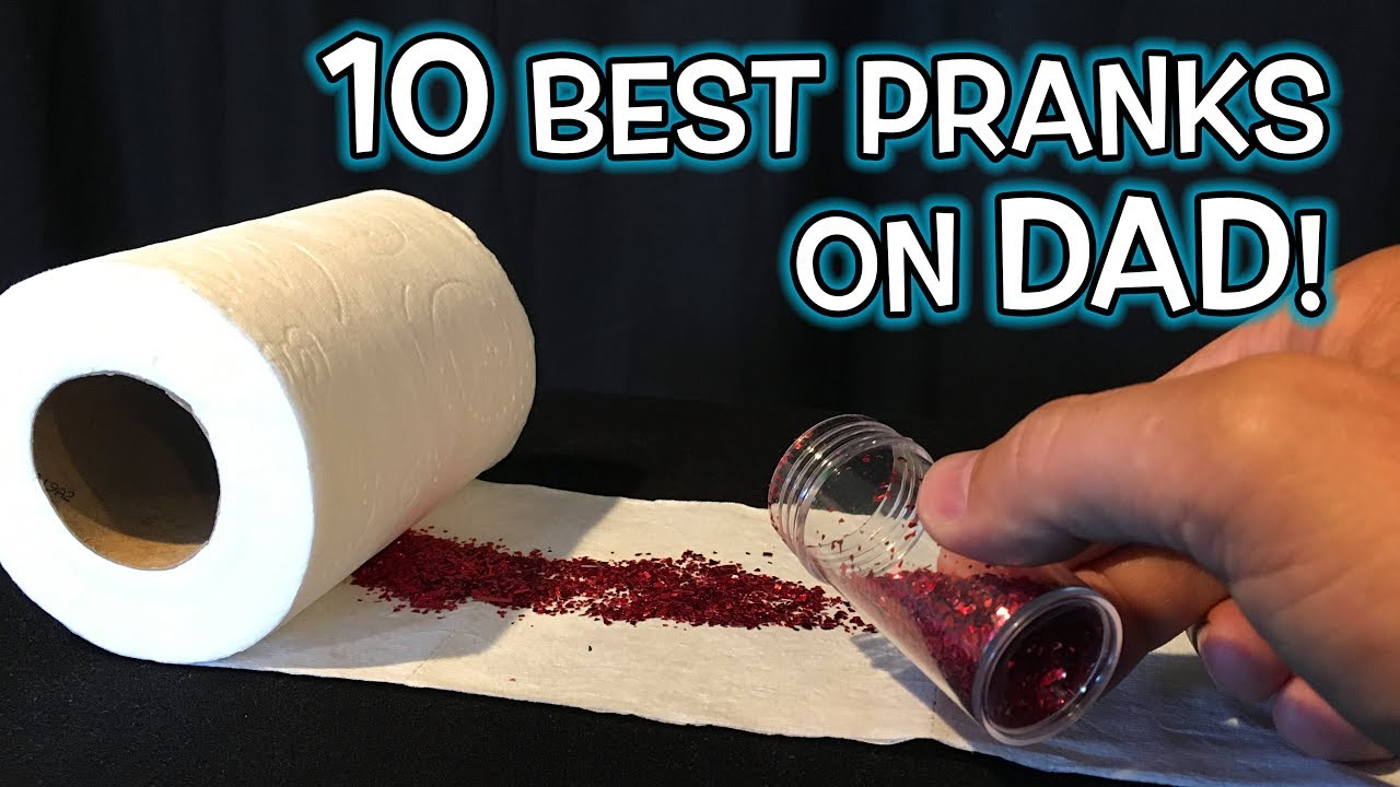 10 Top Fathers Day Pranks & Gag Gift Ideas! Youtube