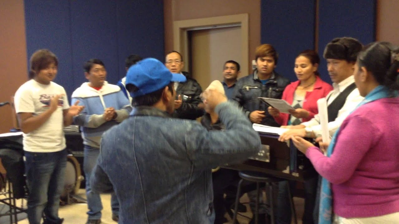 Nepali Song New Jolliet School Quebec City Canada