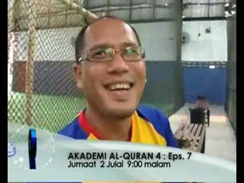 Promo Akademi Al-Quran 4 (Episode 7) @ Tv9! (2/7/2010)