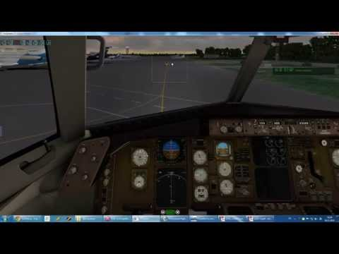 Beautiful Pulkovo (ULLI) approach. Vatsim. X-Plane. Boeing 757.