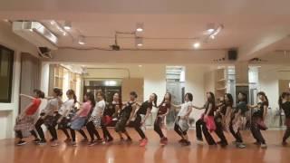 BTS - 21st Century Girls / choreograph Etta Hsieh