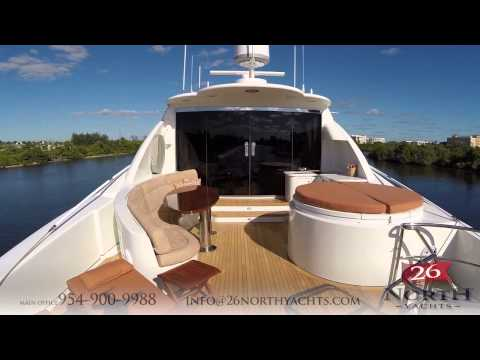"26 North Yachts: LAZZARA 116 ""HALFTIME"""