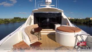 26 North Yachts: LAZZARA 116