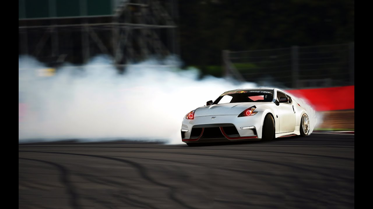 Virtual Tuning Nissan 370z Drift Edition 163 Youtube