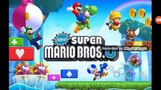 I love the new super mario bros games