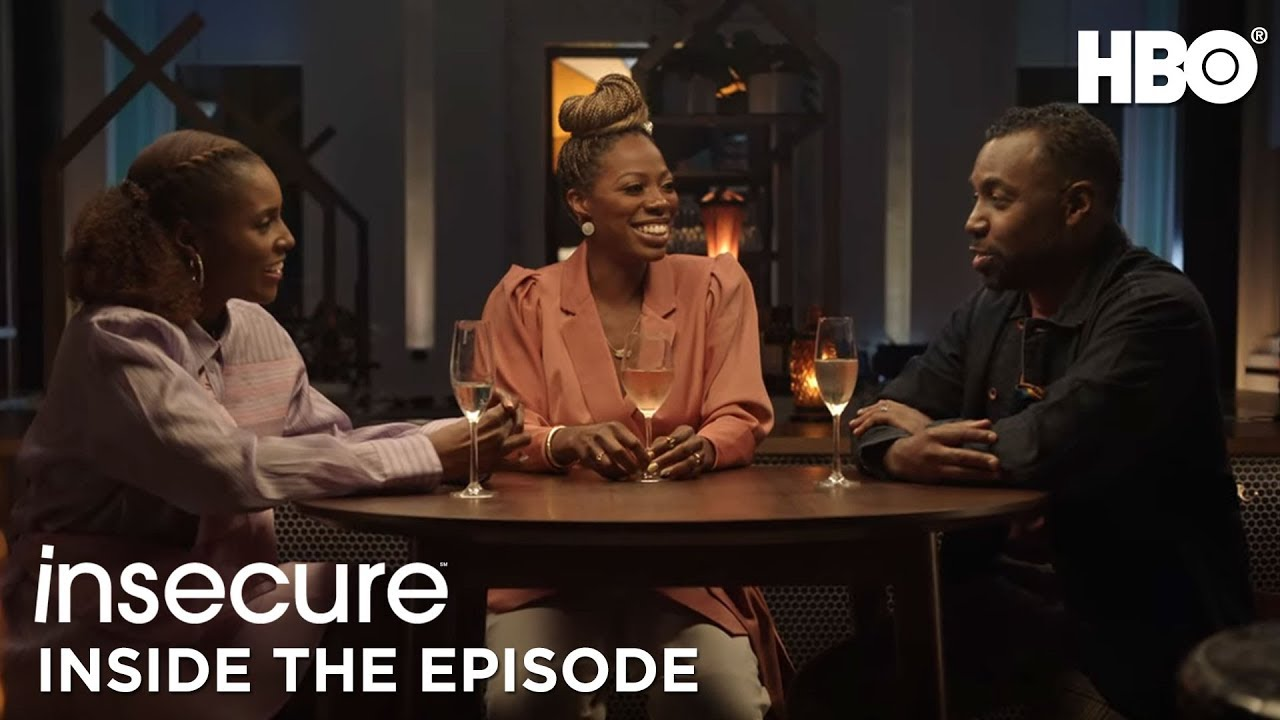 Download Insecure: 'Wine Down' with Issa Rae, Prentice Penny & Yvonne Orji   Inside The Episode (S4 E2)   HBO