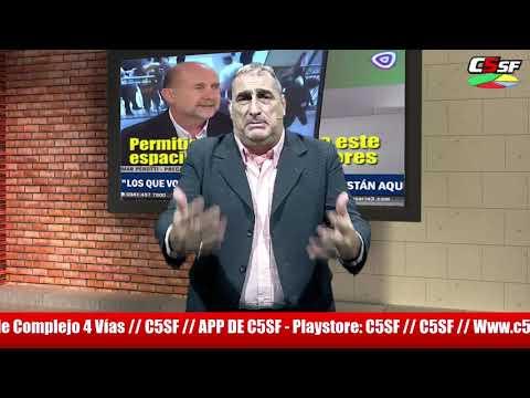 ¿A quién representa Omar Perotti?