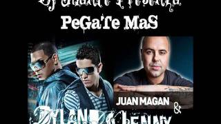 Dj Juanfe Presenta Dylan & Lenny & Juan Magan - Pégate mas (Latin-House Remix)