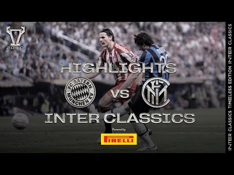 Bayern Munich Vs Inter | Real Audio Highlights | 2010 Uefa Champions League Final | Timeless ⚫🔵🏆🏆🏆
