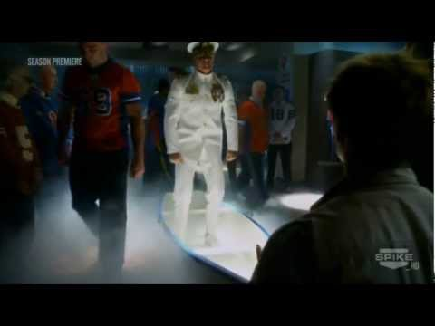 Blue Mountain State - Captain Ceremony