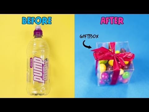 10 PLASTIC BOTTLES LIFE HACKS YOU SHOULD KNOW!! DIY'S & IDEAS TO REUSE & RECYCLE
