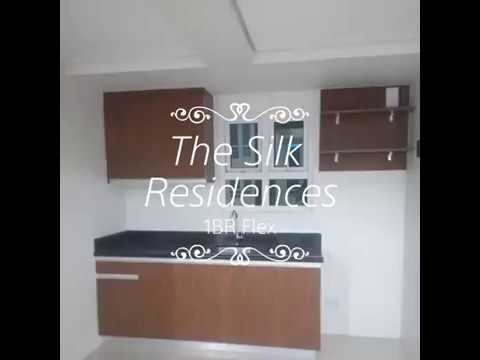1 Bedroom Flex Data Land The Silk Residences  At Sta Mesa Manila