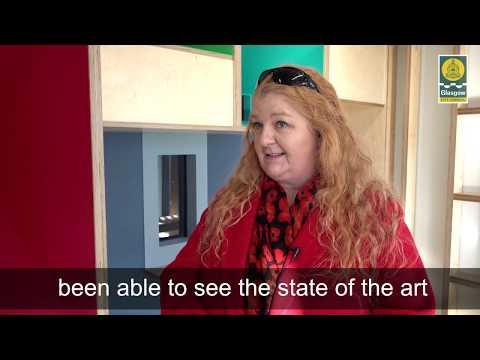 Bailie McLaren   Sighthill Community Campus (subtitles)