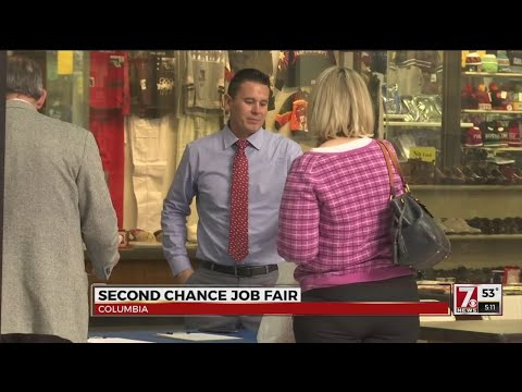 2nd chance given to job seekers with marks on their record