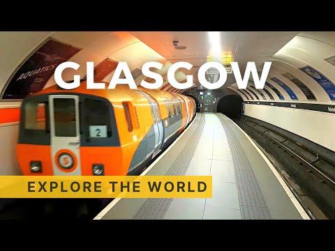 GLASGOW Subway. UK - YouTube