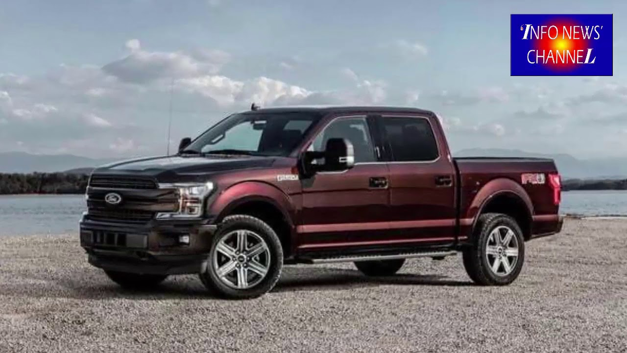 2019 FORD F150 REDESIGN - YouTube