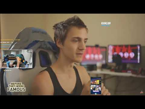 Ninja Reacts To NINJA | TYLER BLEVINS | Before They Were Famous | Fortnite Twitch Stream w. Drake