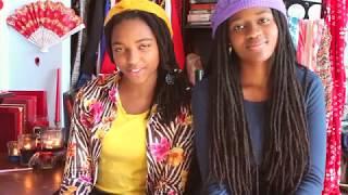 Presenting Virtue Vibe Magazine  SophiYah & Rebecca