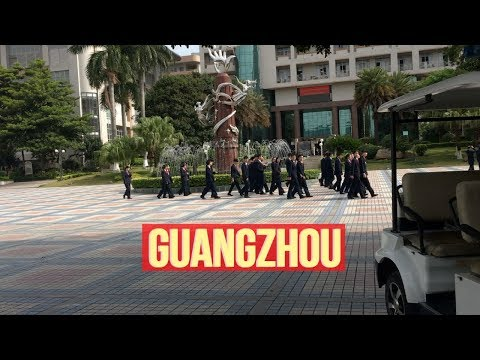 China: Guangzhou - What Schools Are Like In China | AiannaKhuu Vlogs