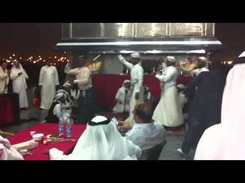 Traditional entertainment, Jeddah, Saudi Arabia, Sep 2014