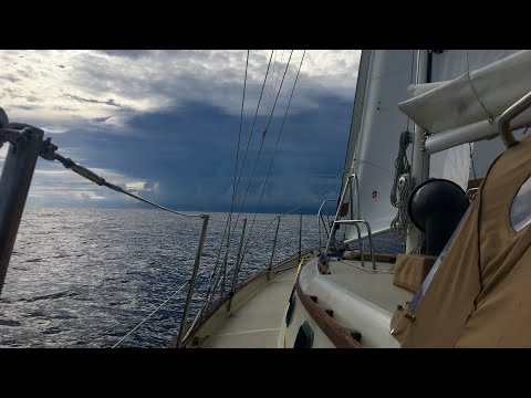 Offshore Sailing from Bermuda to the Chesapeake Bay - the Lost Video Files