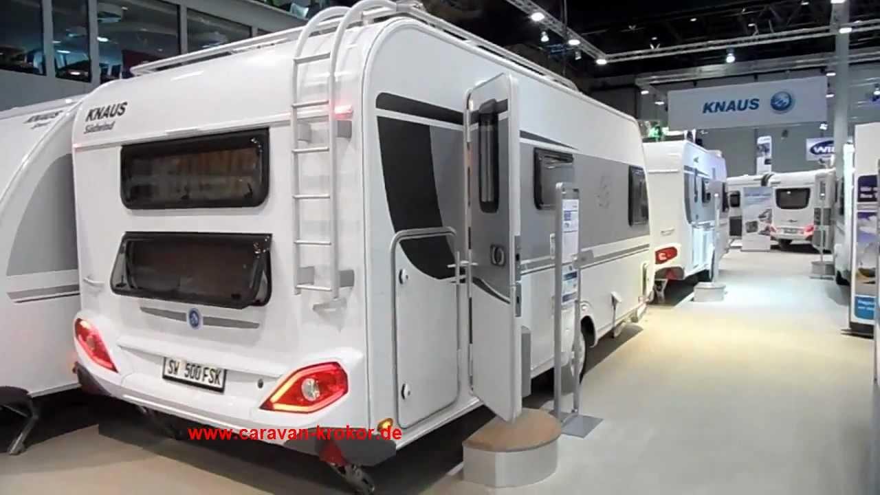 KNAUS Südwind 500 FSK Mod. 2013 - YouTube
