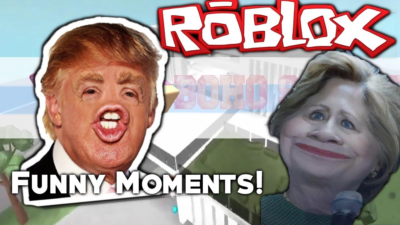 Funny Donald Trump Hillary Clinton Memes : Funny hillary clinton and donald trump fight in avenger look youtube