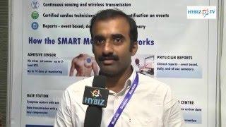 Sashank Monitra Healthcare - BioAsia 2016 : hybiz.tv