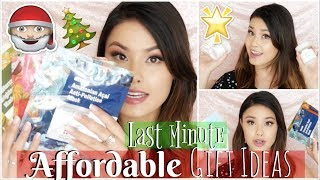Last Minute Affordable K-Beauty Gift Ideas (Basically my Skincare Faves)