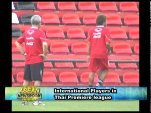 International Players in the Thai Premier League
