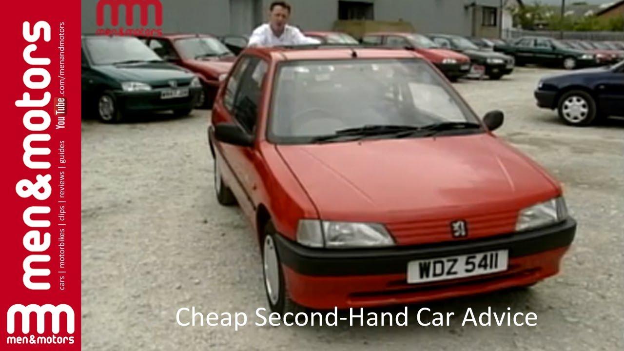 Cheap Second Hand Car Advice 1996 Peugeot 106