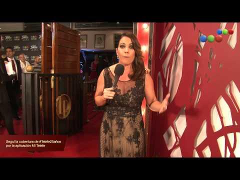 Presentación de la alfombra roja - Todos Juntos 2015