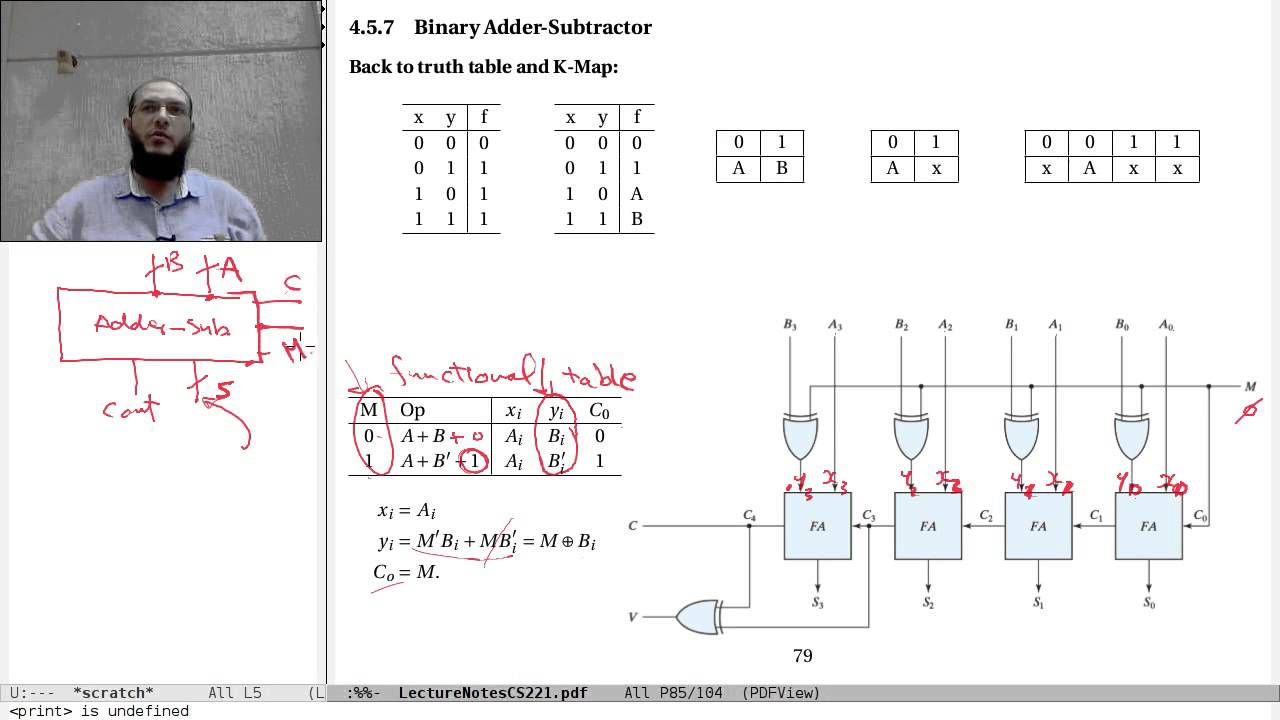 04-b Combinational Logic: adders 2