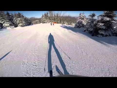 Elk Mountain Skiing 15January 16 and 17