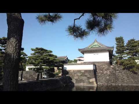 【皇居外苑】桜田門~二重橋~東京駅を歩く  Kokyogaien  National  Gardens
