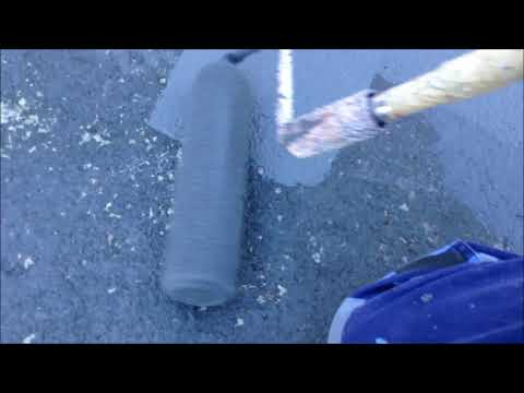 HOW TO PAINT YOUR DRIVEWAY (BEHR PAINT/EPOXY REVIEW)