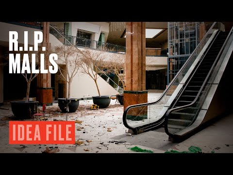 The Death and Afterlife of the Mall