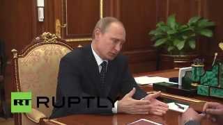 Russia: Putin meets KPRF
